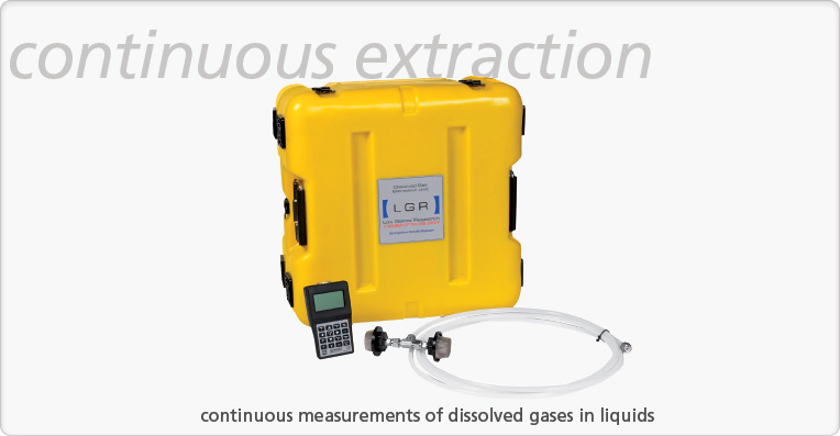 Dissolved Gas Extraction Unit