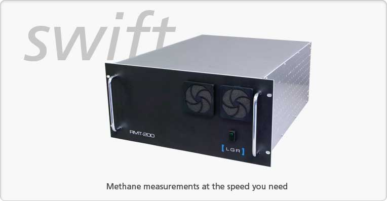 Methane Analyzer (CH<sub>4</sub>, H<sub>2</sub>O)